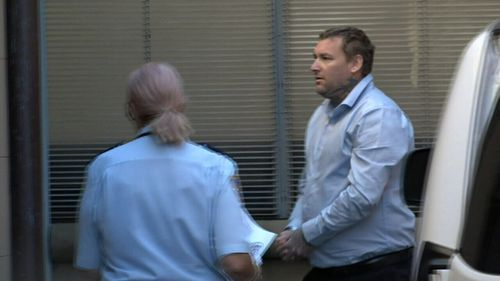 Homann was today found guilty of  her murder. (9NEWS)