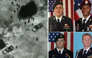 Desperate escape bid by ambushed US soldiers revealed