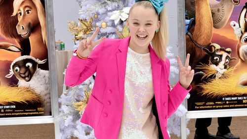 JoJo Siwa rose to fame on the US reality TV show Dance Moms. (Photo: AAP)