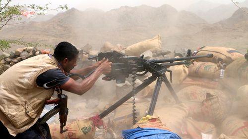 Witnesses: Heavy fighting near Yemen's Hodeida kills dozens