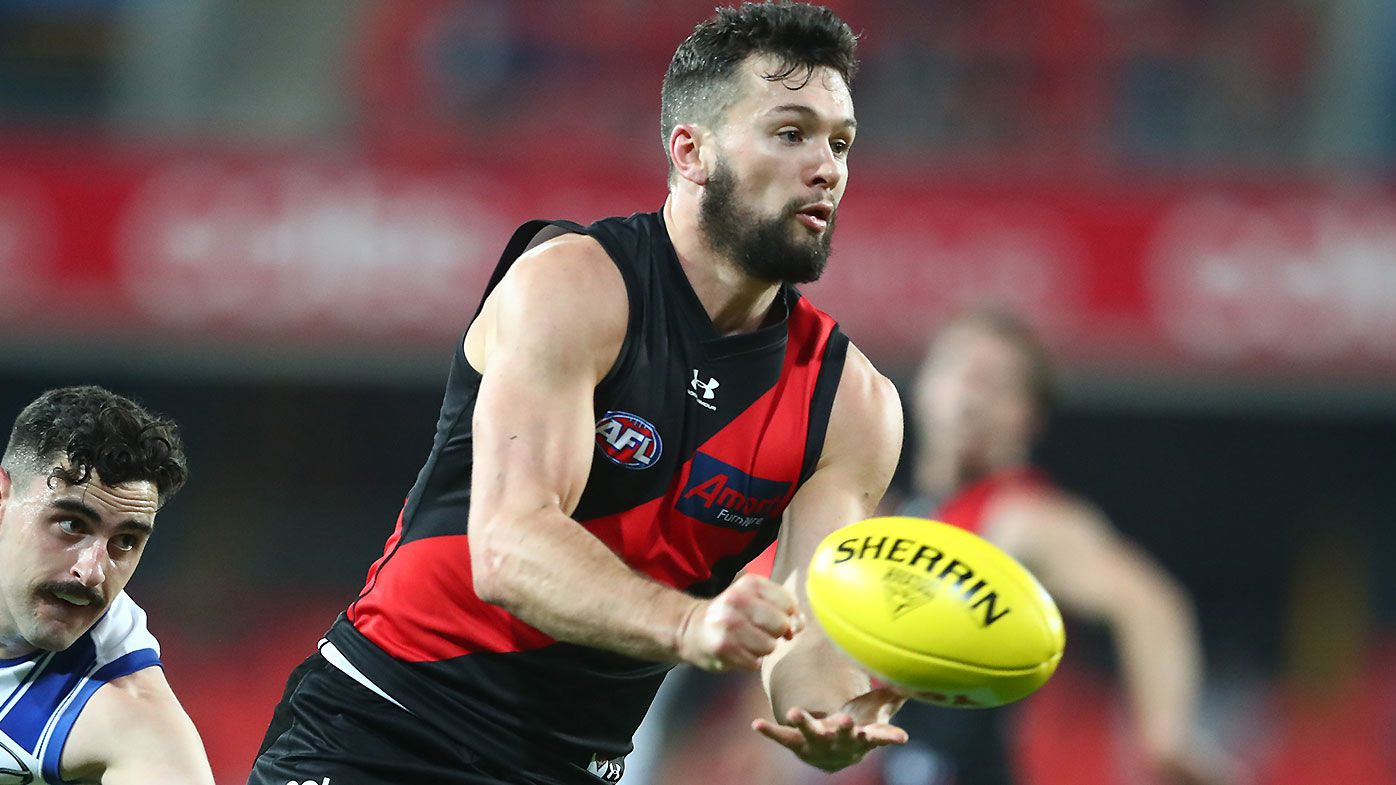 Essendon's Conor McKenna announces retirement from AFL at 24, citing homesickness