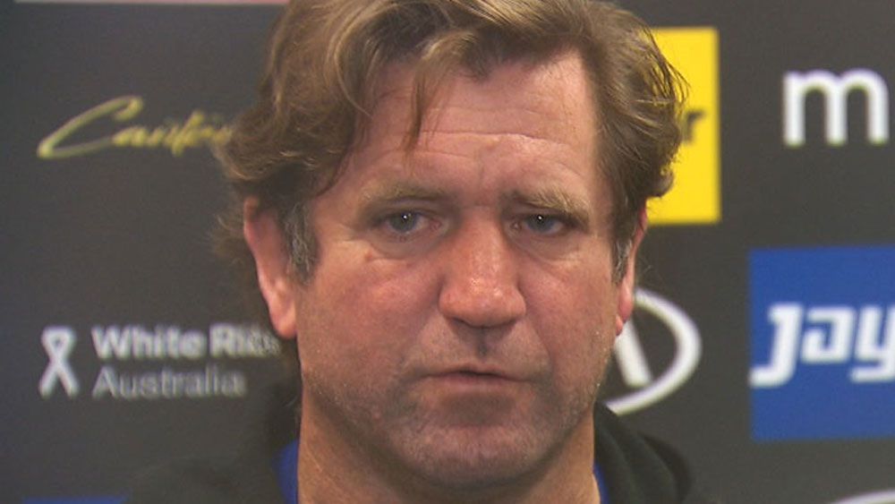 Canterbury coach Des Hasler urges disgruntled fans to stick with Bulldogs