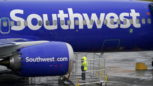 A flight attendant for Southwest Airlines lost two teeth when she was attacked by a passenger this weekend, according to her union president, Tuesday, May 25, 2021.