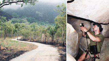 Queensland's Black Mountain, also known as Kalkajaka.