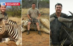 Man who posed with dead big game animals appointed to conservation post