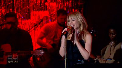 Kylie Minogue confirmed to play 'Legends slot' at Galstonbury Music Festival