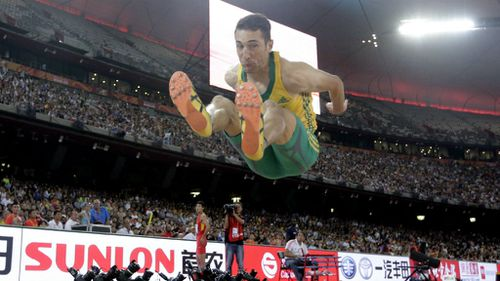 Aussie long jumper Lapierre gets silver at World Champs