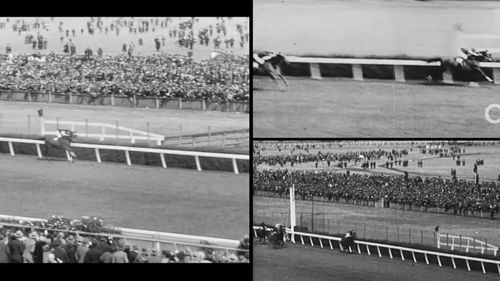 The 1930 Melbourne Cup is arguably the most memorable in the race's 160-year history.