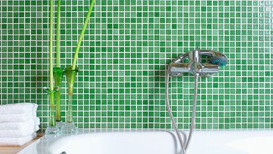 "<p>Cleaning is never fun — and if there&#x27;s one room in the house that&#x27;s always in need of a good scrub, it&#x27;s <a href=""https://9now.nine.com.au/the-block/how-to-clean-shower-screen-glass-hack-soap-scum-dishwasher-tablet/d0171c3f-e9ab-49c3-969d-facc5fad9e17"" title=""the bathroom"" target="""" rel="""">the bathroom</a>.</p><p>Dirt, grime and soap scum just seem to constantly appear in every corner of the room.</p><p>But with <a href=""https://9now.nine.com.au/the-block/cleaning-hack-foods-you-can-clean-with-pantry-staples/0ab0b8dd-11a7-49e7-b6f6-c410d870550d"" title=""a few kitchen cupboard essentials"" target="""" rel="""">a few kitchen cupboard essentials</a>, some smart hacks and a little bit of elbow-grease, you can transform your bathroom in to a spa-like space in next to no time.</p><p>Here&#x27;s how to get your bathroom sparkling.</p>"