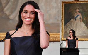 Royal Tour: Duchess speaks on women's suffrage