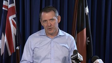 NT Chief Minister speaks after sacking Indigenous Affairs Minister