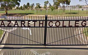 Melbourne's Nazareth College closes after Year 12 student tests positive to COVID-19