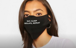 Online fashion retailers blasted for selling 'coronavirus' face masks