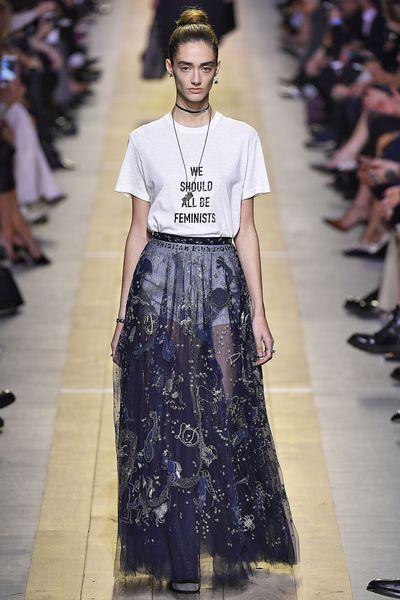 Christian Dior, spring/summer '17, Paris Fashion Week
