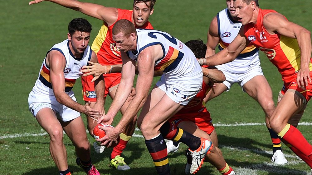 Injuries and Adelaide hit Suns in AFL