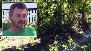 Man charged after council rips up 'overgrown' verge garden