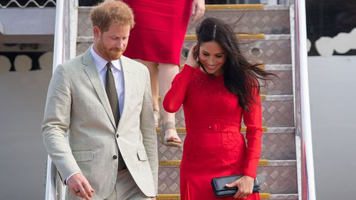 Duke and Duchess of Sussex begin New Zealand tour