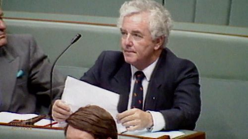 Alasdair Webster, an 84-year-old politician, has been honoured with an Order of Australia Medal for his services to politics and education. (60 Minutes)
