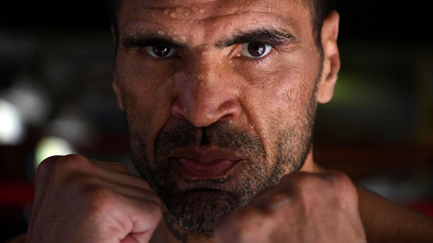 Anthony Mundine announces comeback fight against Muay Thai legend John Wayne Parr