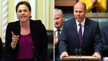 Federal Budget 2019 Jackie Trad Queensland Josh Frydenberg