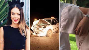Tourist who killed model in crash tattooed fatal date on neck