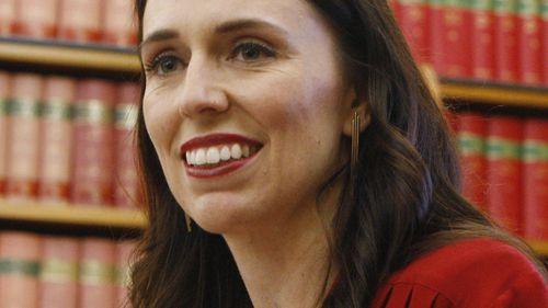 Newly elected Kiwi PM Jacinda Ardern. (AAP)