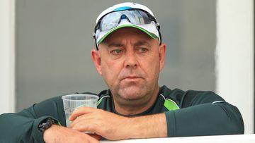 Australian cricket coach Darren Lehmann.