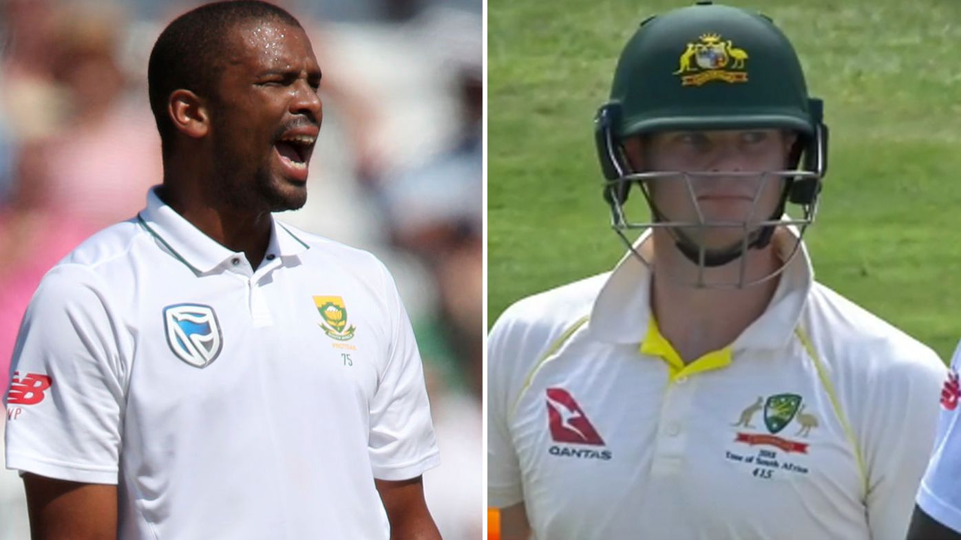 We'll use Philander tweet on the field - Bancroft