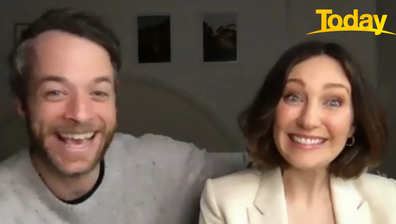 Hamish Blake and Zoe Foster-Blake made the hilarious admission while discussing their role in Tourism Australia's new campaign.