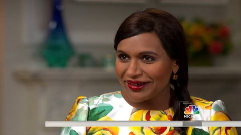 Mindy Kaling confirms her pregnancy