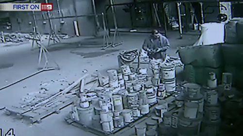 About $9,000 worth of parts were stolen. (9NEWS)