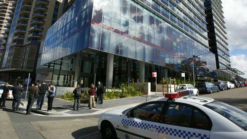 NSW Police Headquarters in Parramatta.
