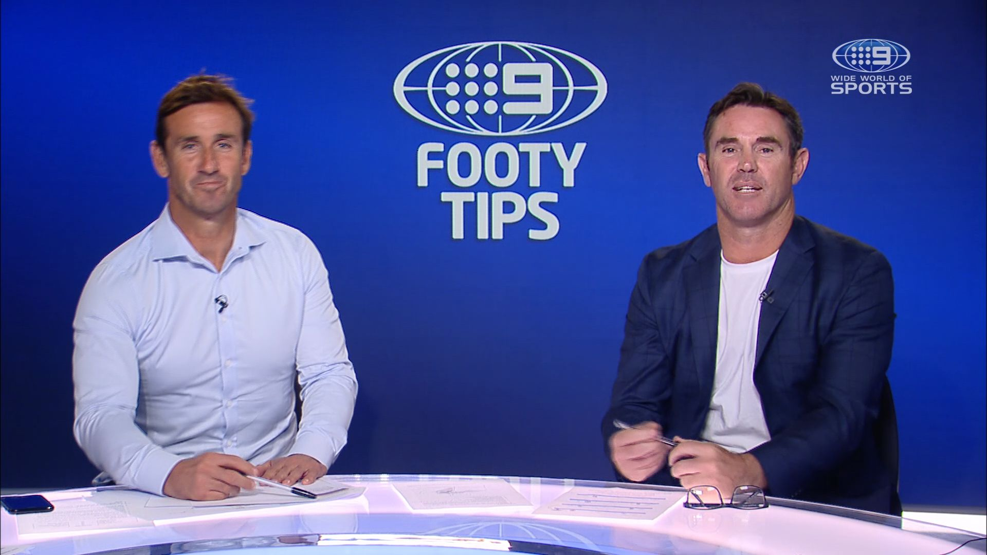NRL footy tips finals week one: Freddy, Joey and Channel Nine's stars give their winners