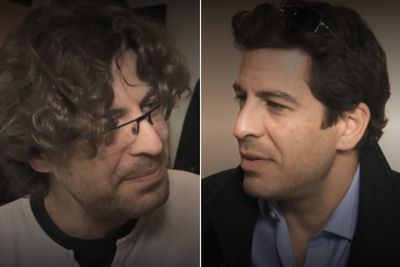 Roger and Don Hany