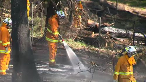 Authorities are urging everyone to take action ahead of the warmer weather to minimise risk of getting caught in a bushfire.