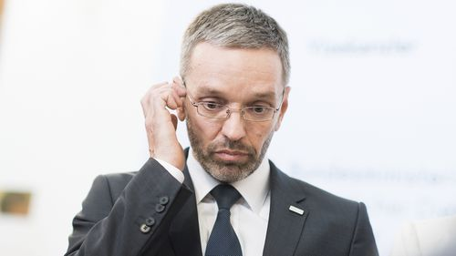 Austrian Interior Minister Herbert Kickl is the latest MP to be embroiled in the scandal.
