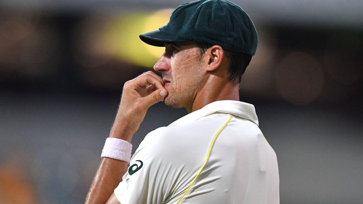 Australia v Sri Lanka: Mitchell Starc beats burden of loud criticism