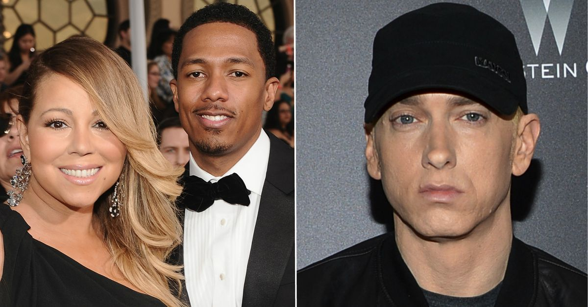 Has nick cannon dated who Nick Cannon