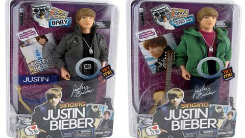 Must-have toy: the mini Bieber