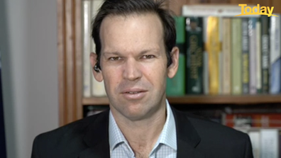 Nationals Senator Matt Canavan said it makes no sense to blame the rollout and instead blamed the country for being too cautious.