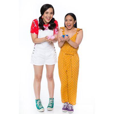 Marielle and Kaitlyn