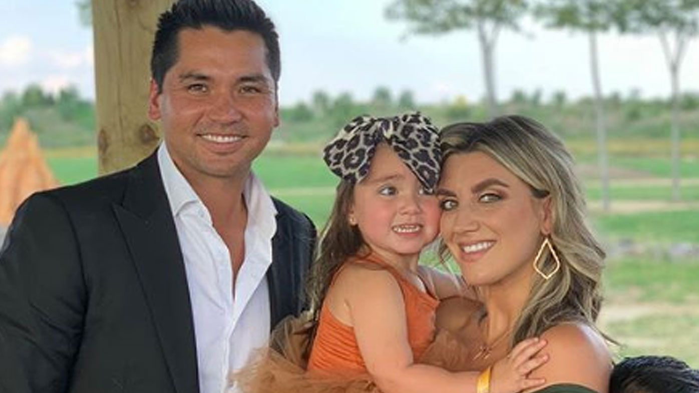 How Jason Day's wife leads to Masters fightback despite crippling injury