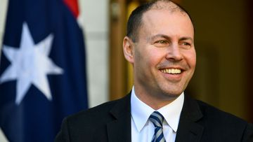 Josh Frydenberg has been elected as the Deputy Leader of the Liberal Party.
