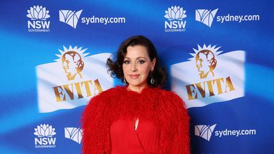 Aussie stars step out for Evita premiere