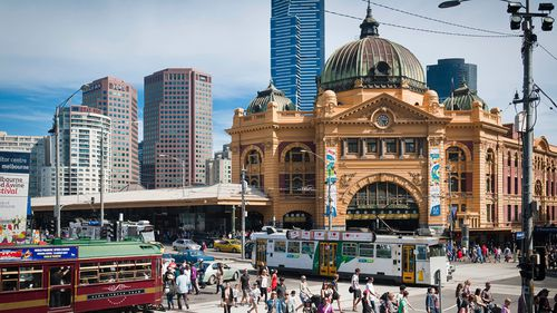 Century-old Flinders Street Station to receive a long-overdue $100m facelift
