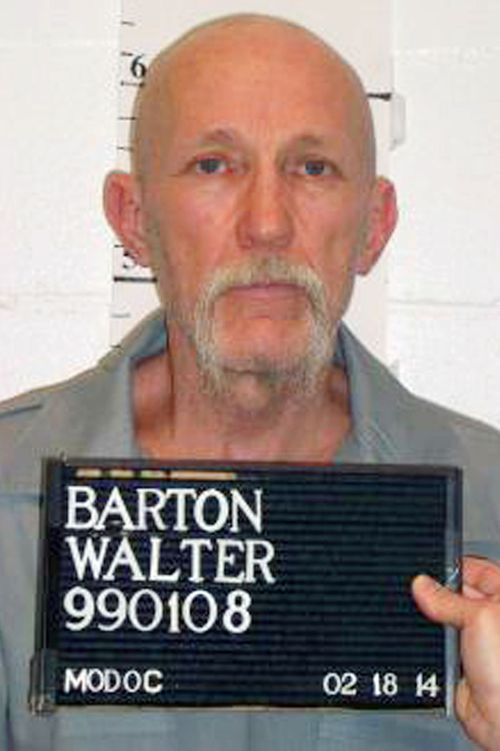 Walter Barton was sentenced to death for the sexual assault and murder of an elderly trailer park operator.
