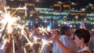 Diner en Blanc in Sydney's best outdoor spaces