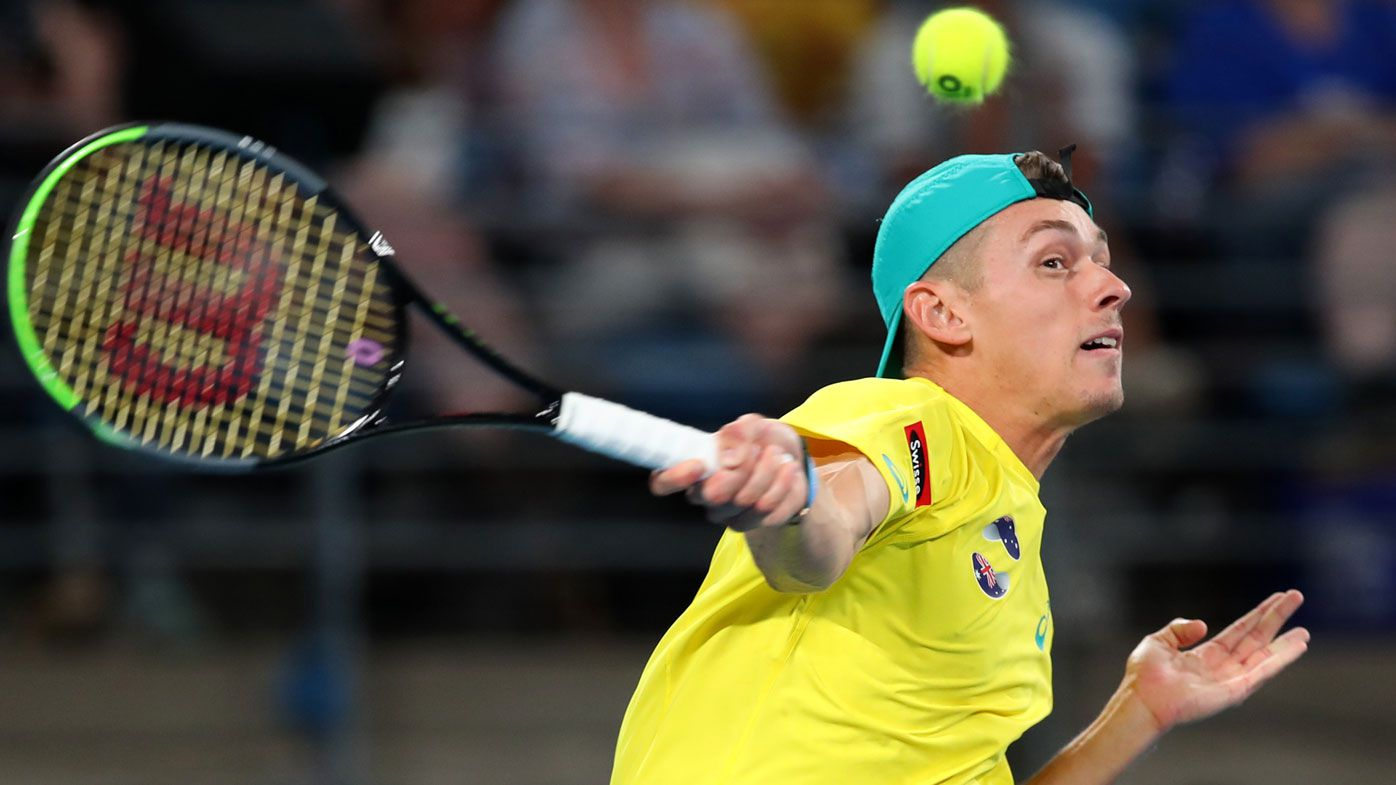 Alex de Minaur erases doubts over contender claims with power game vs Rafael Nadal