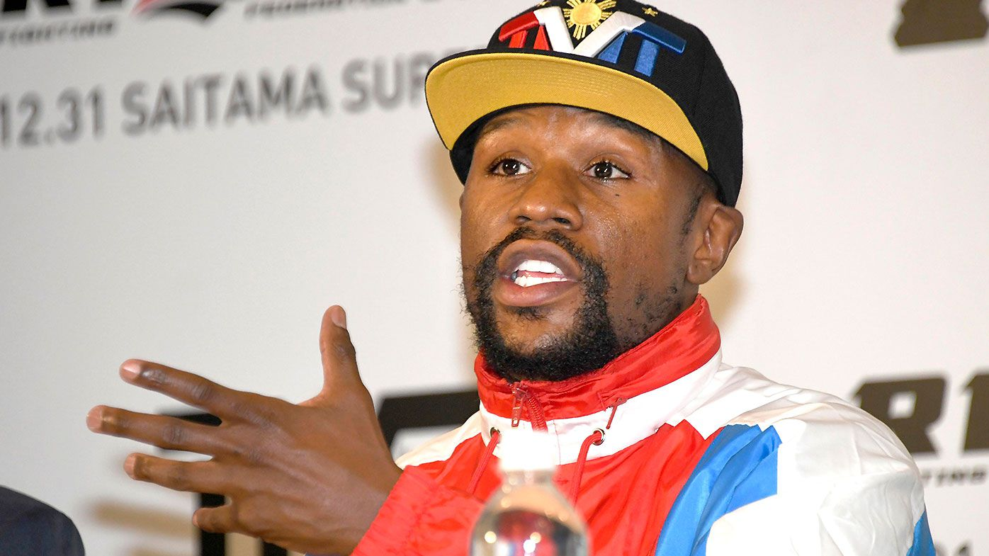 Floyd Mayweather backs out of New Year's Eve comeback fight in Japan