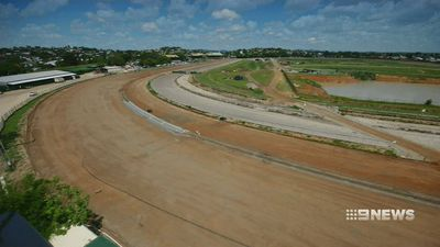 Minister praises racing boss after spray
